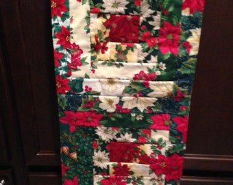 Quilted Christmas Runner