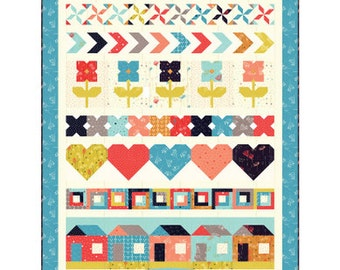 Favorite Things Paper Quilt Pattern