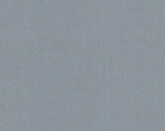 Liberty Tana Lawn Fabric Plain Grey G- Yard