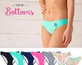 Monogram Swimsuit Bottom Separates SALE