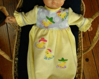 Sleeper for 15 inch baby doll