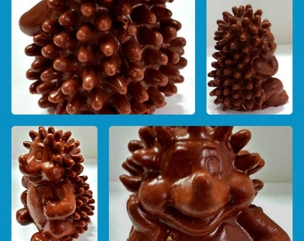 Hedgehog Soap - Animal - Porcupine Soap - You Choose Scent