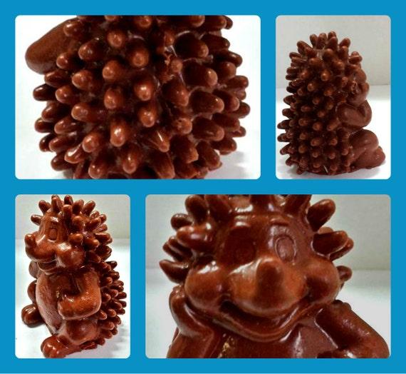 Hedgehog Soap - Animal - Porcupine Soap - You Choose Scent