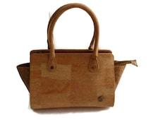Handmade cork bag Princess style