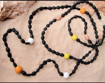 LANZAROTE XL Collar ceramica.