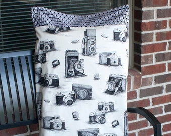 Bed Pillowcase PDF Pattern