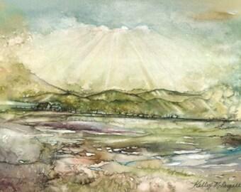The Heaven's Declare-Isle of Skye