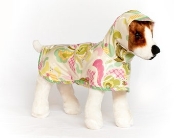 Sweet Pea: Dog Raincoat, Waterproof Dog Coat, Dog Raincoat with Hood, Raincoats for Dogs