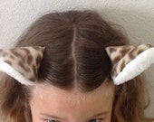 Clip on Jaguar Ears