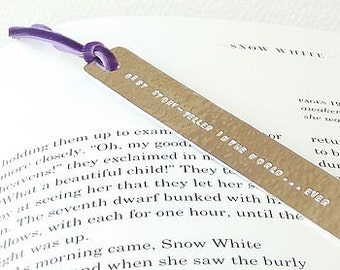 Silver Bookmark -sterling silver book mark-book lover gift-gift for him-daddy gift-gift for mum-christening gift-new baby gift-gift for dad