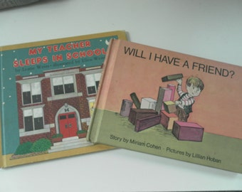 Pair of Great Books for Beginning of School Year!