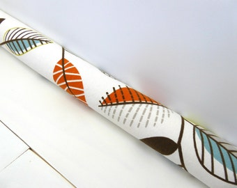 Draft Stopper -  Retro Door Snake - Modern Home Decor - Unique Gift -  Leafy Door Snake. A18134