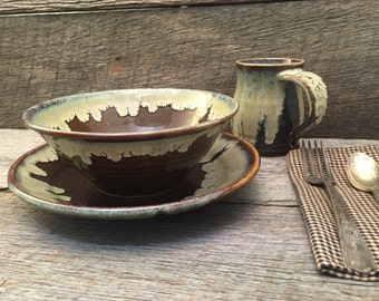 Soup or Salad Bowl in County Ware Collection