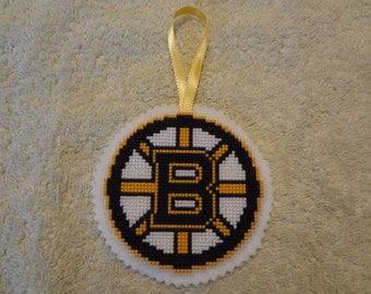 Boston Bruins magnet/ornament