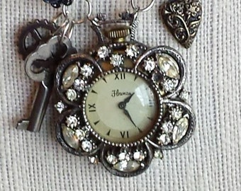 Back in Time Necklace