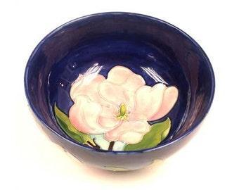 Moorcroft - Limited edition Magnolia bowl