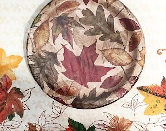 Autumn Pairing Party Tableware