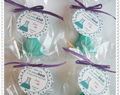Custom Listing-25 Mad Scientist Soap Party Favors