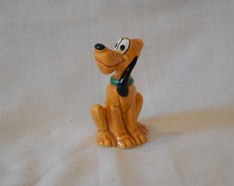 Disney Porcelain Figurine Pluto