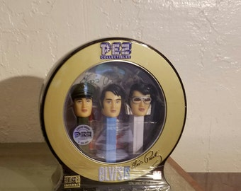 Elvis Is Pez Collectable