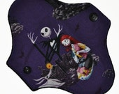 Liner Core- Jack & Sally Reusable Cloth Petite Pad- WindPro Fleece- 6.5 Inches