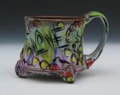 love mug with feet super cool mug