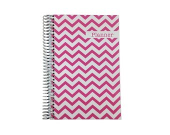 Notebook Planner   2017 Planner   Personalized Notebook   2017-2018 Personalized Calendar Notebook   Custom Notebook   Personalized Journal
