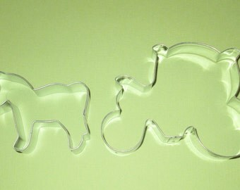 Horse and Carriage Cookie Cutter set of 2, Cinderella Princess cookie cutter,  horse cookie cutter, princess party favors