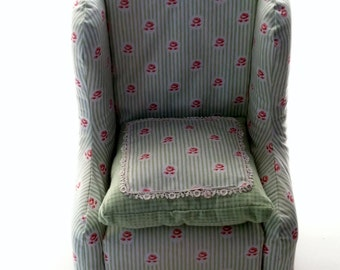 Made for American Girl, All 18 inch dolls, Wing Chair
