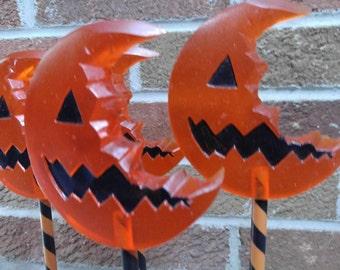 Sam Sucker lollipop. Cast resin prop.