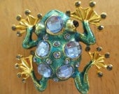 Vintage costume jewelry  /   RESERVED FOR JEANIE