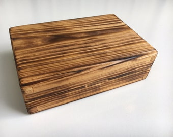 Cypress Wood Fly Box (#16-4)