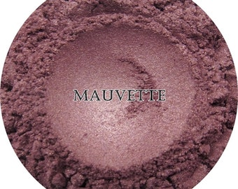 Loose Mineral Eyeshadow-Mauvette
