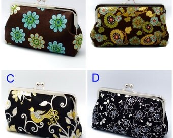 BIG SALE - Large clutch purse (GP12)