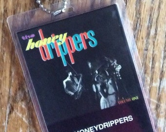 Honeydrippers Luggage/Tag Key Chain