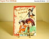 Treasure Island, Robert Louis Stevenson young readers, classic literature, childrens adventure, pirate story published in Kenosha Wisconsin