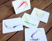 5 Pilates Notecards | Pilates Gift, Unique Gifts, Inspiration Art, Pilates Inspiration