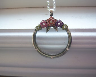 Magnifying Glass Necklace - Free Gift With Purchase