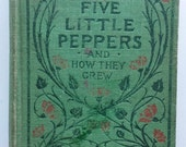 Five Little Peppers 1909