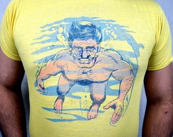 RAD RARE Vintage 1970s 70s 1979 Tshirt Tee Shirt