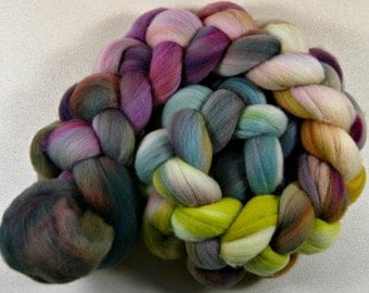 Simplicity merino wool top for spinning and felting (4.1 ounces)