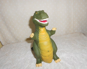 Sharptooth  Land Before Time Hand Puppet