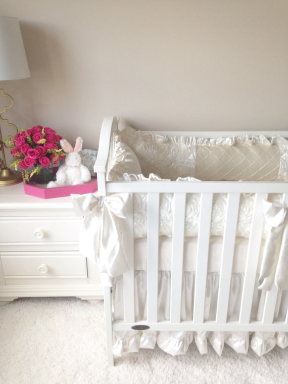 Luxury Baby Girl Crib Sets Ivory Cribs Sets Over The Top