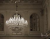 Monteleone Chandelier Photograph, New Orleans Art, French Quarter Hotel, Louisiana Wall Art, Home Decor