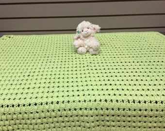 Blanket in cotton