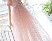 regency style dress for slim Mini Super Dollfie Minifee Volks Luts Soom Fairyland super gem