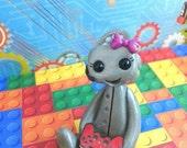 Gamer Girl Robot
