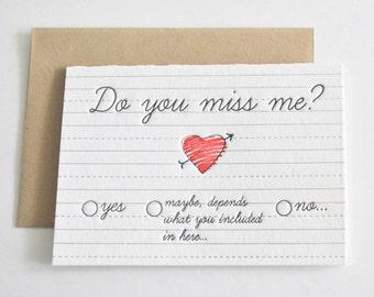 Elementary Love Letterpress Card