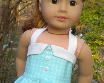 Sundress for Mary Ellen or other 18 inch dolls like American Girl