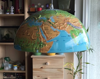 Globe Hanging Light